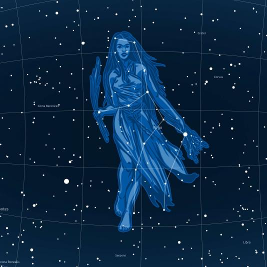 SZŰZ csillagkép