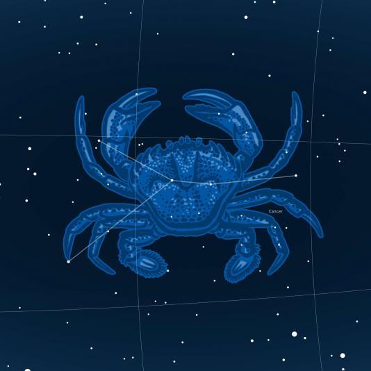 RÁK csillagkép